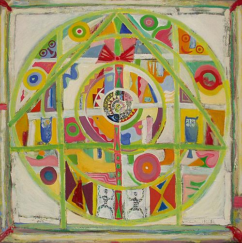 Amaryllis - artiste peintre vence