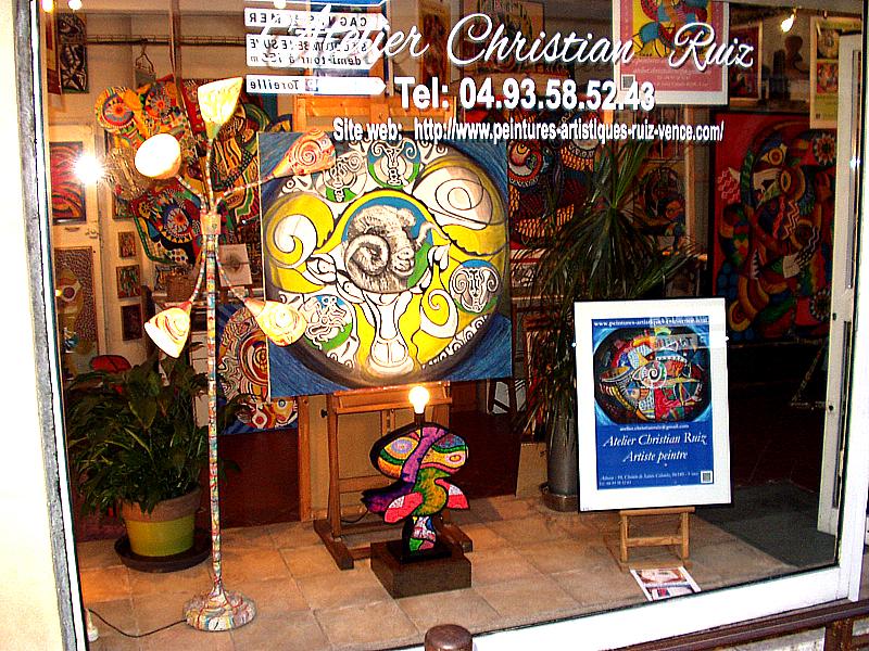 Atelier Christian Ruiz