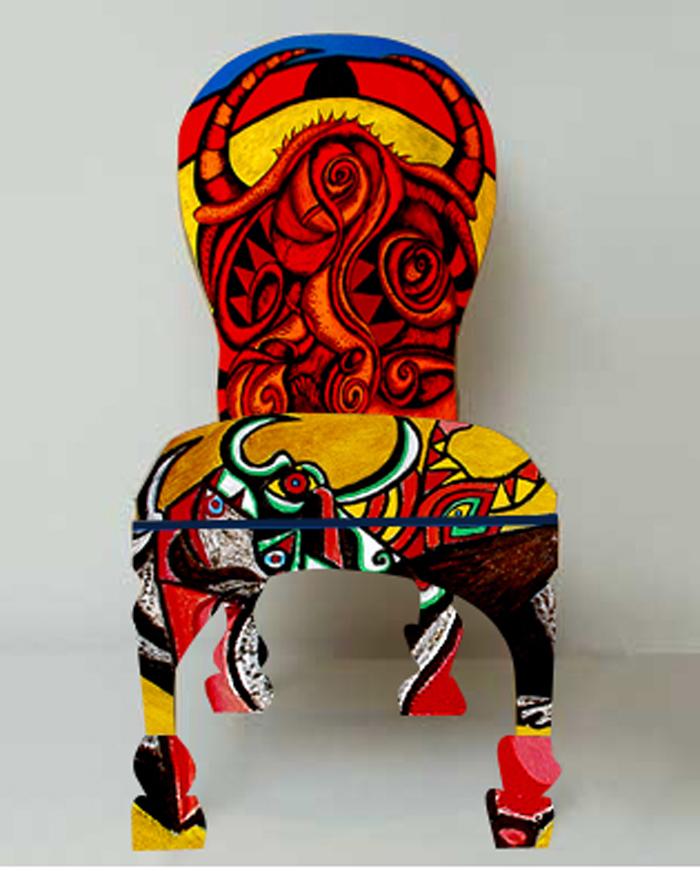 Chaise 2 - idée de commande