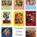 Collection cartes postale N°8