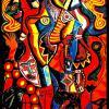 Danse - artiste peintre vence