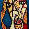 En mémoire - artiste peintre vence