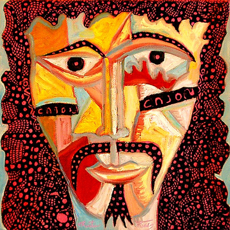 Grand rythme - artiste peintre vence