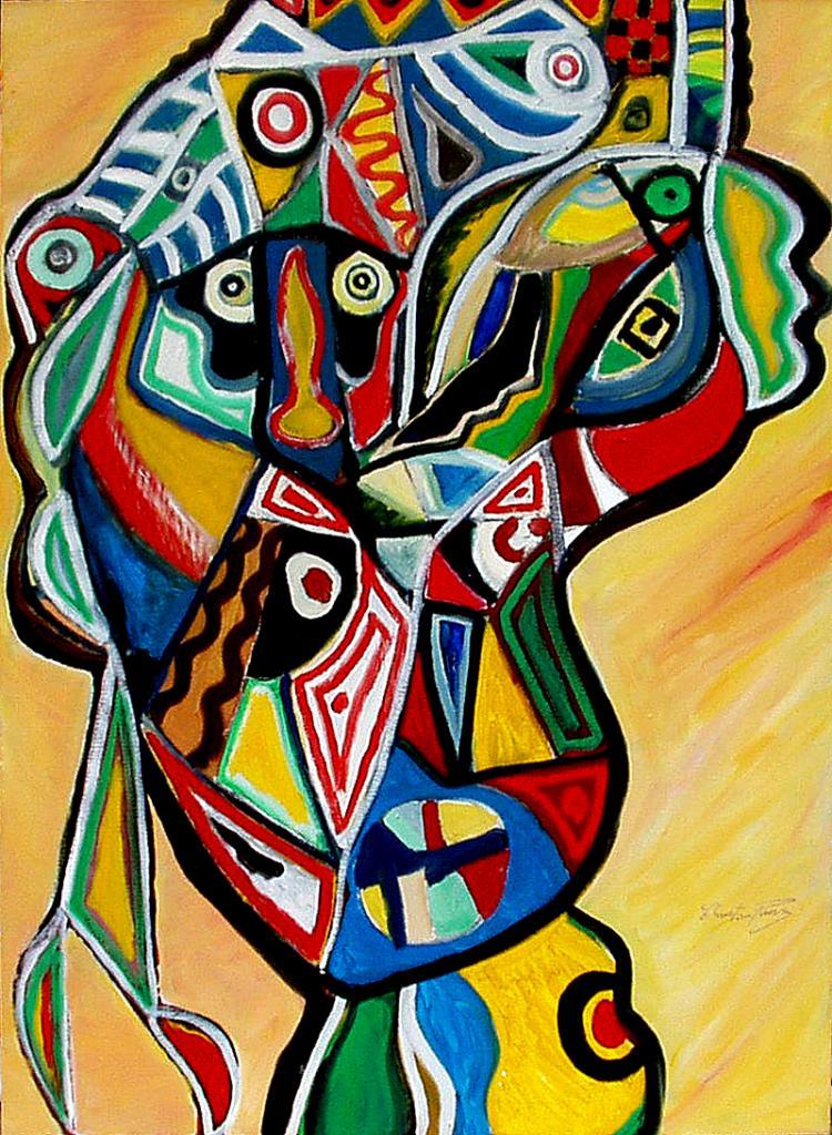 Le rêve - artiste peintre vence
