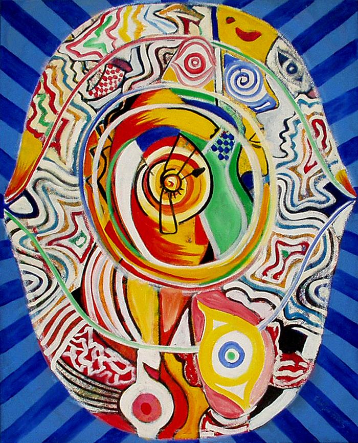 innocence -  artiste peintre vence