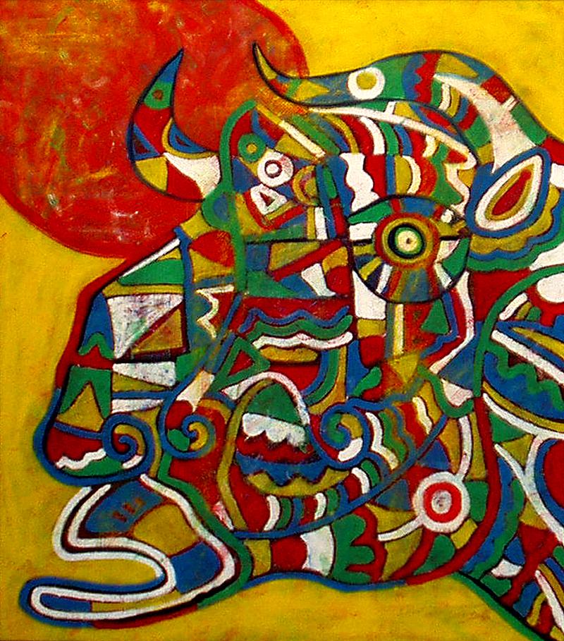 invulnérable - artiste peintre vence