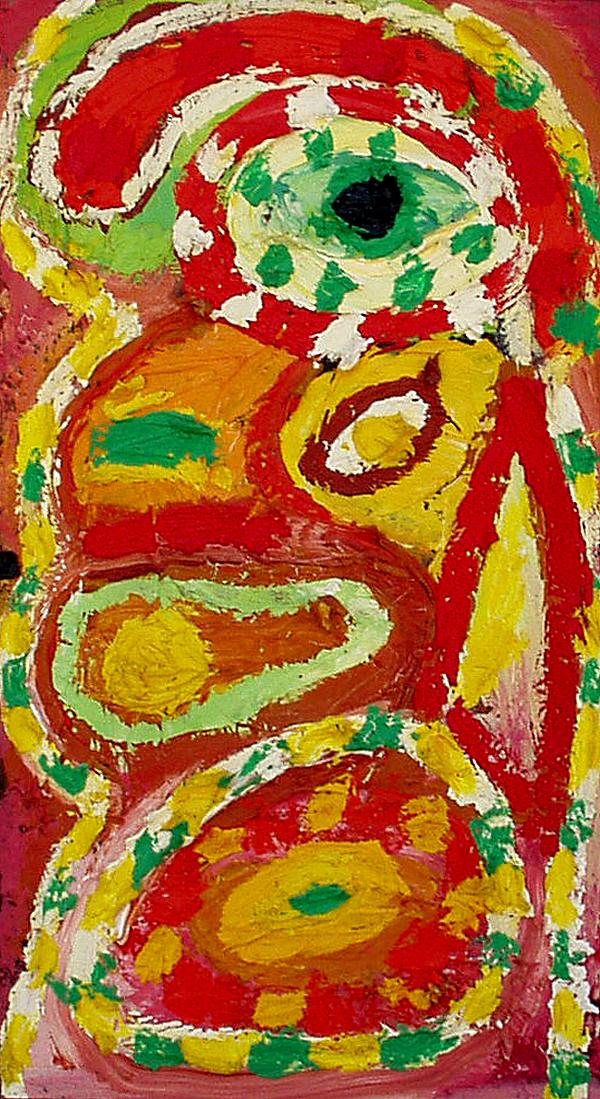L'art croute - artiste peintre vence