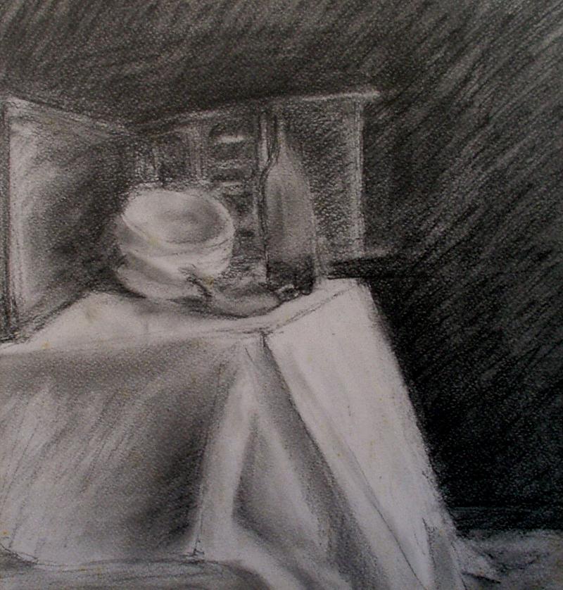 La chaise - Atelier Christian Ruiz Vence