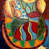 La fabuleuse - artiste peintre Vence