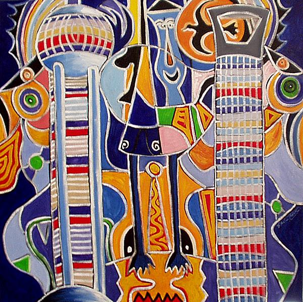 La Perle de l'Orient - artiste peintre vence