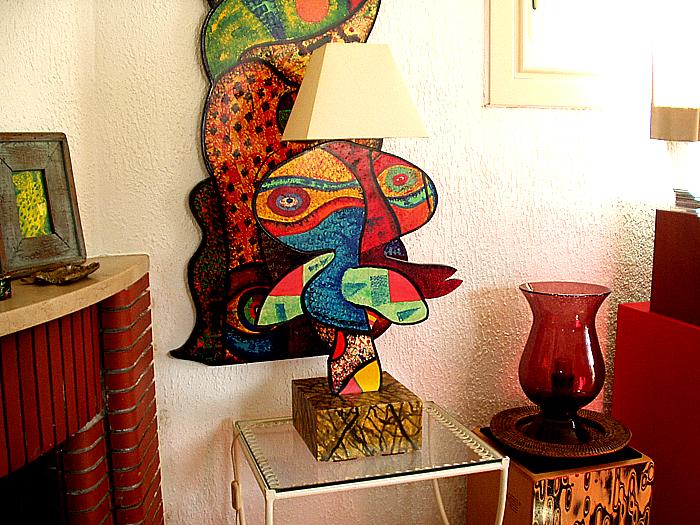 Lampe A - ( disponible de suite )