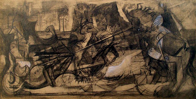 Le dragon - Atelier Christian Ruiz Vence