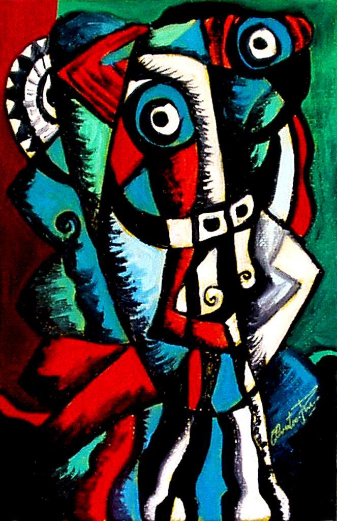 Le mysthère - artiste peintre vence