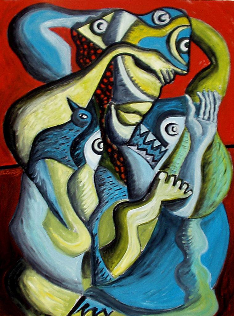 Ame - artiste peintre vence