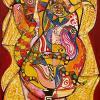 Le poulbot - artiste peintre Vence