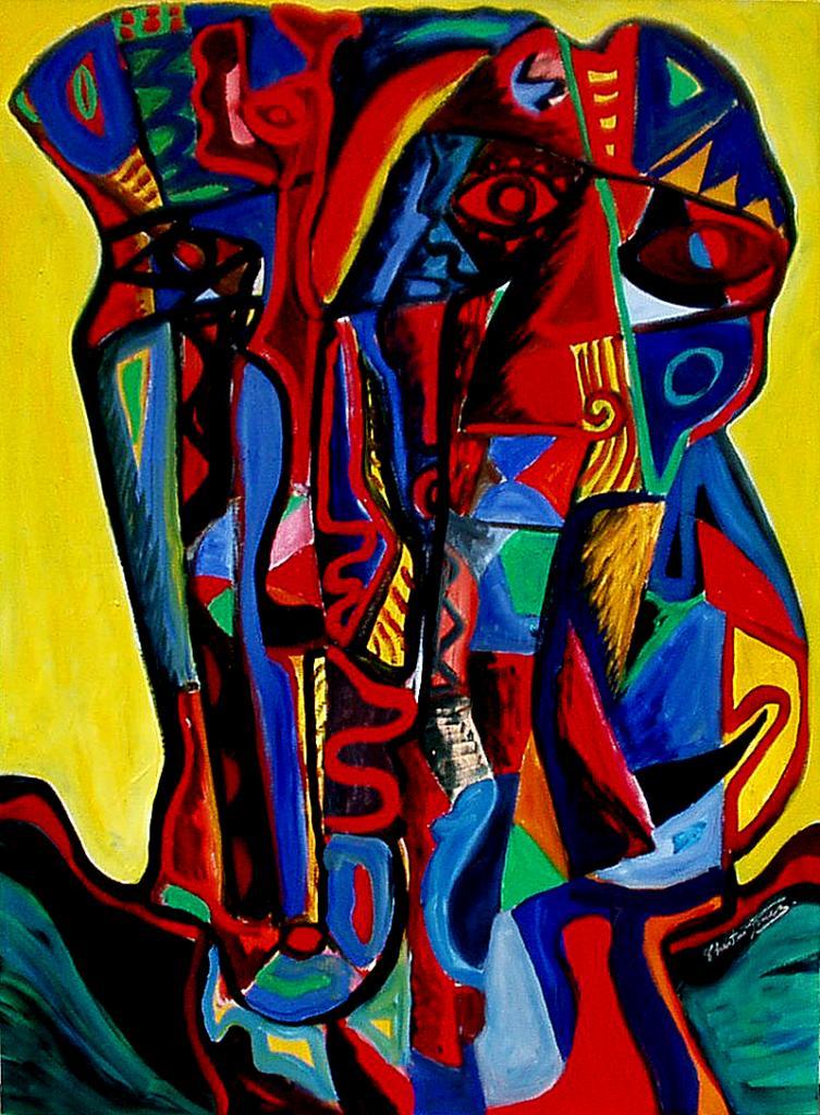 Rencontre - artiste peintre vence