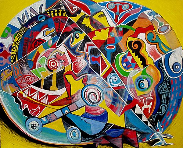 Nuancier - artiste peintre vence