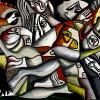 La solitude - artiste peintre vence