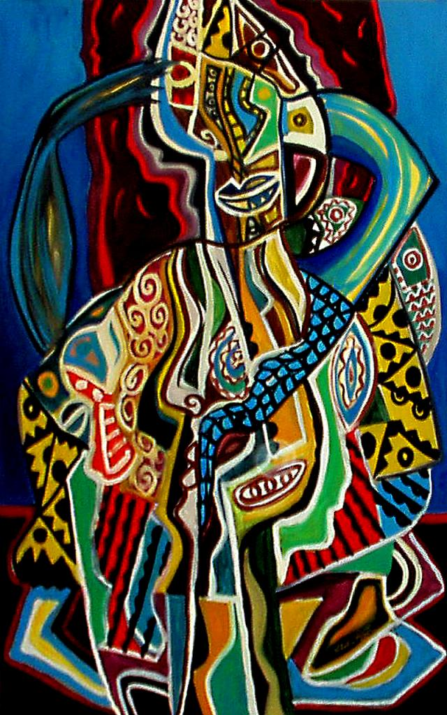 Roseanna - artiste peintre vence