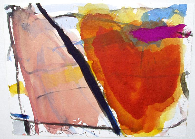 Tempête - Atelier Christian Ruiz Vence
