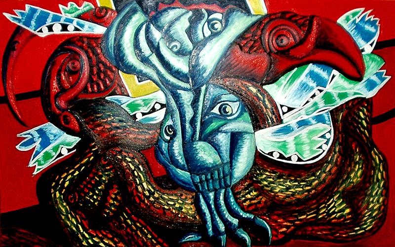 Vision - artiste peintre vence