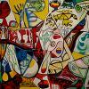 Voyage - artiste peintre Vence